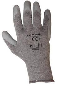 Рабочие перчатки 10 размер  Lahti Pro L210310Р