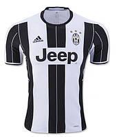 Футбольная форма Ювентус (FC Juventus) 2016-2017 домашняя S (на рост 155-165 см)