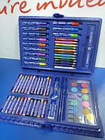 Набор для рисования детский на 68 предметов, набор юный художник, фото 1