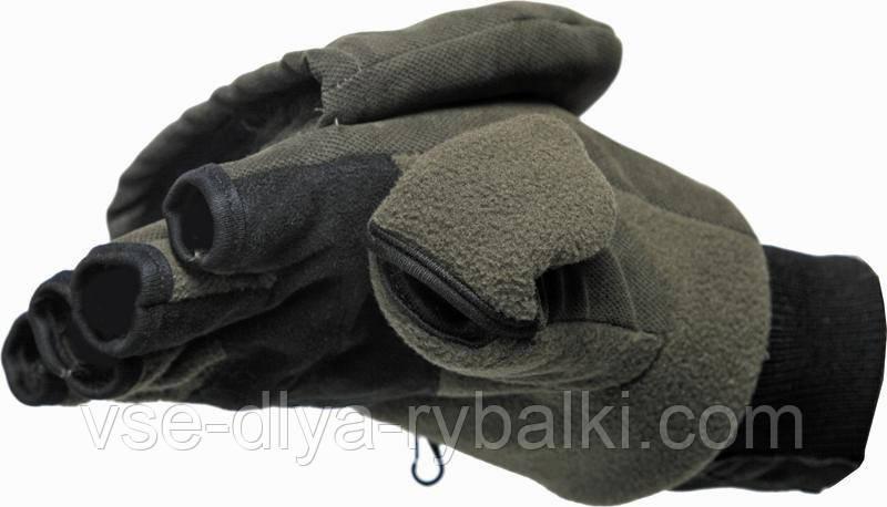 Рукавички-рукавиці Norfin відстібаються з магнітом 303108