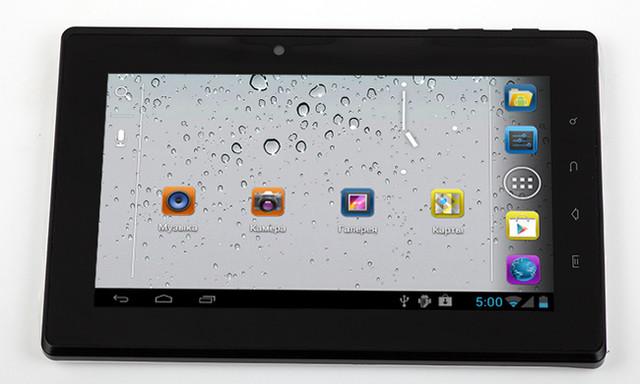 Freelander - лидер по производству GPS планшетов на андроиде
