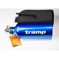 Бутылка алюминиевая Tramp 0.6 л