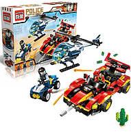 """Конструктор Brick 1914 """"Полиция"""", Конструктор Брик"""