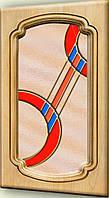 Пленочный витраж, рисунок №43
