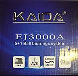 Катушка Кайда, EJ3000A, 5+1 подш., фото 3