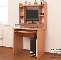 Стол компьютерный школьник-люкс ольха Эверест