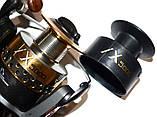 Катушка Kaida Golden, IX5000, бейтраннером, 9+1 подш., фото 2