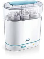 Паровой электронный стерилизатор 3-в-1 AVENT SCF284/03