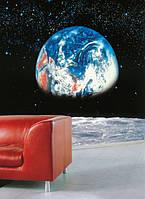Komar 8-019 Earth l Moon Фотообои на стену «Земля и Луна»