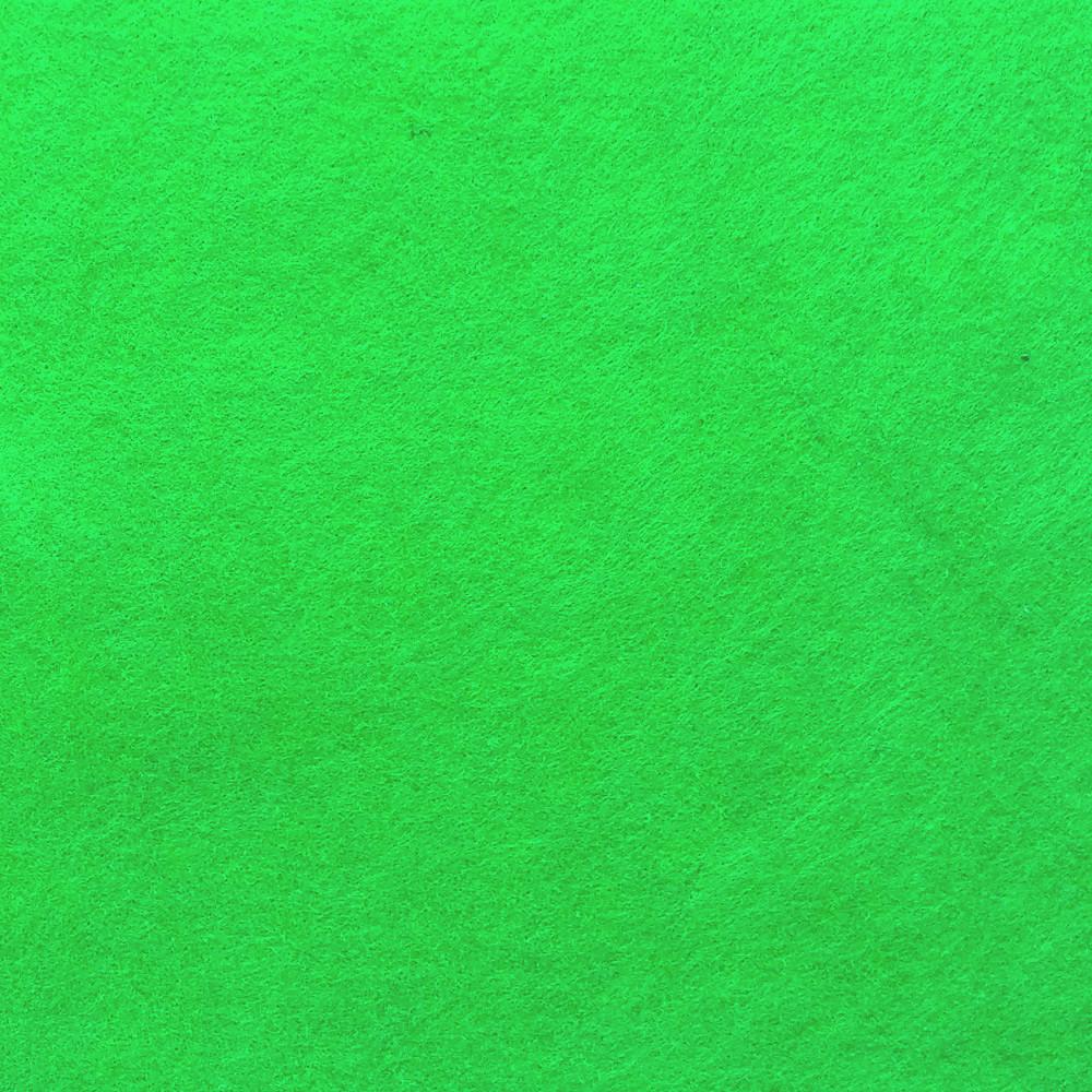 Фетр мягкий 1.2 мм, 42x33 см, ТРАВЯНОЙ