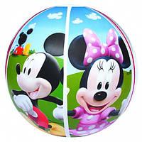 Bestway 91001 Мяч надувной Микки  Маус, (2+) 51см