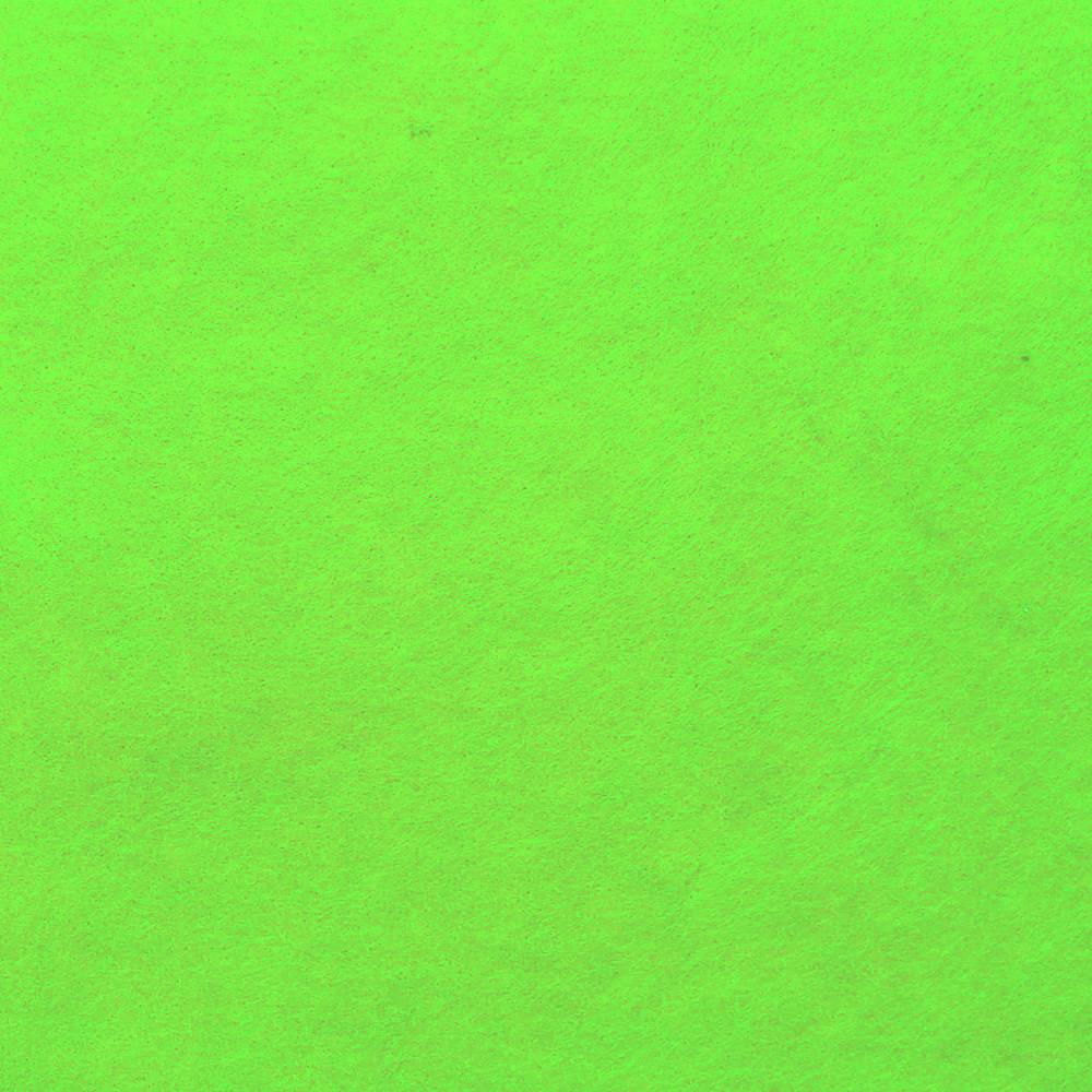 Фетр мягкий 1.2 мм, 42x33 см, САЛАТОВЫЙ