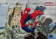 Komar 8-467 Spider-Man Concrete Фотообои на стену «Человек паук»