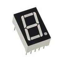 Cветодиодный индикатор. 7-сегментный