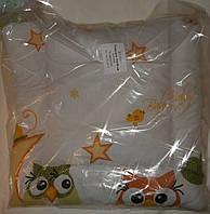 Детские подушки для новорожденных, нулевка,  размером-38х38 см