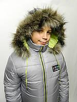 Зимняя куртка. Супер тёплаяя