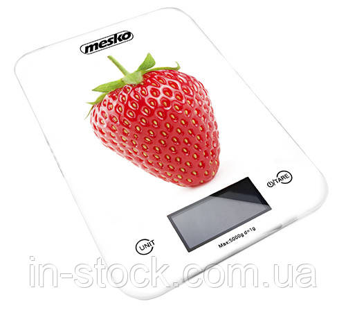 Весы кухонные Mesko MS 3155