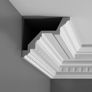 Лепнина Орак Декор C422 Карниз с орнаментом Orac Luxxus