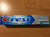 Зубная паста отбеливающая Crest Baking Soda & Peroxide Whitening with Tartar Protection 181 гр.