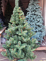 Елка Юлия с коричневыми и зелеными паростками 1,5м, фото 1