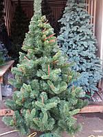 Елка Юлия с коричневыми и зелеными паростками 1,8м, фото 1