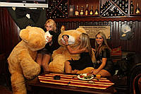 Большая мягкая игрушка медведь Умка  180 см,№5 У2-28 Медовый (мишка игрушка)