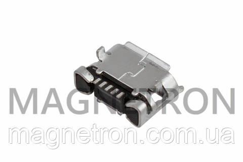 Разъем зарядки Micro USB для мобильных телефонов Fly
