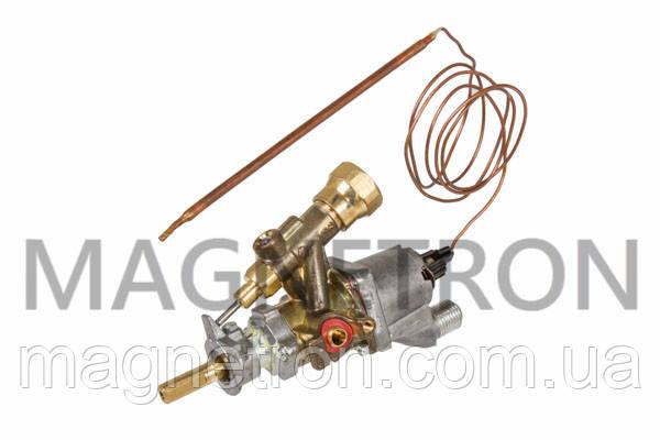 Кран газовый духовки (с термостатом) для газовых плит Indesit C00144542, фото 2