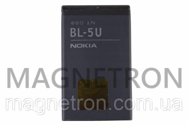 Аккумуляторная батарея BL-5U Li-ion 1000mAh для мобильных телефонов Nokia, фото 2