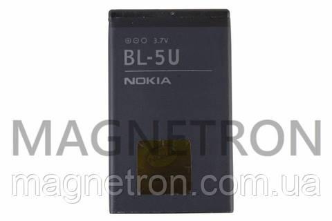 Аккумуляторная батарея BL-5U Li-ion 1000mAh для мобильных телефонов Nokia