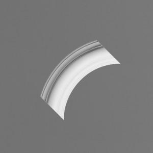 Лепнина Орак декор P4020A Угловой элемент для молдинга P4020 Orac Decor
