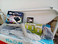 Комплект спутникового ТВ на 3 спутника(базовый)с тюнером HD качества