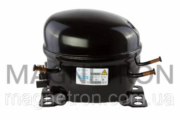 Компрессор для холодильников ICEAGE R600a 168W QD103YG, фото 2