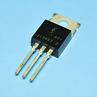 Транзистор биполярный FJP13007 (J13007-2)  TO-220  FSC