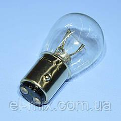 Лампочка 12V автомобільна BAY15D 21W/5W Vipow ZAR0168
