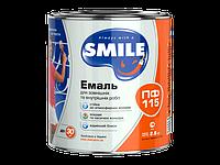 Эмаль ПФ-115 Smile бледно-голубая 0.9кг