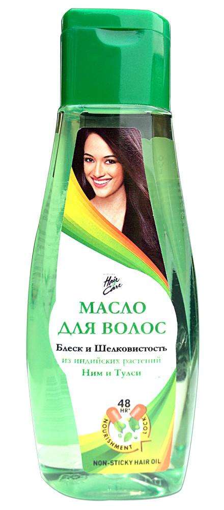 Масло из листьев дерева Ним и Тулси «Hair&Care», 100 мл