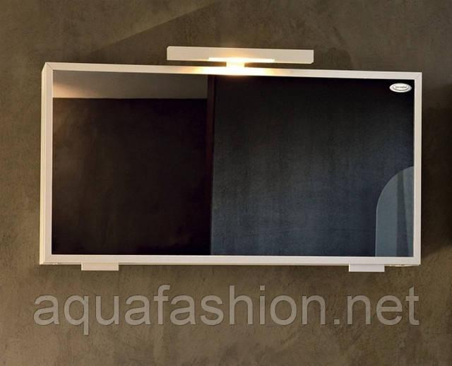 Зеркальный шкафчик с подсветкой для ванной Kolpa San