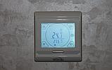 Терморегулятор для теплого пола Woks M 9.716 (программируемый, сенсорный), фото 8