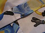 Дитяче постільна білизна бязь Миньйоны, фото 3