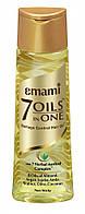 Масло для поврежденных волос 7 в 1 ТМ Emami 100 мл
