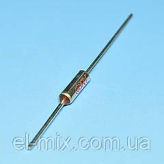 Термопредохранитель цилиндрический 15A 250V  167°C