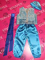 Детский карнавальный костюм Алладин атлас