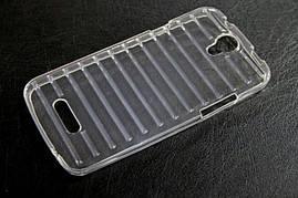 Силиконовый чехол для телефона Doogee X5 PRO Rubber TPU Case Transparent
