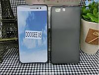 Силиконовый чехол для телефона Doogee X3 Grey Celebrity TPU cover case