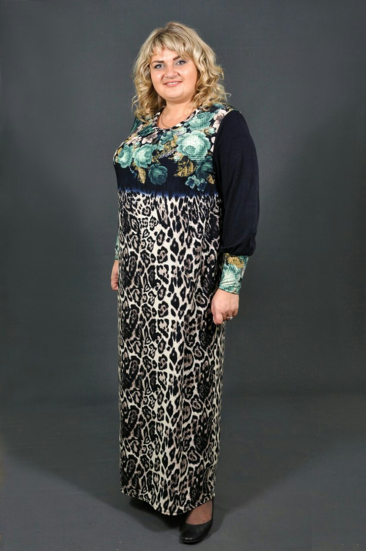 Купить Длинное Платье Большого