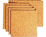 Техническая пробка 10 mm в плитах, не шлифованная ARIZONA 960Х650 мм.
