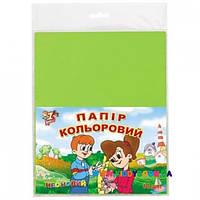Набор неоновой цветной бумаги А4 10 цветов 1Вересня 950259