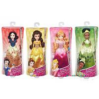 Принцесса Белоснежка, Аврора, Бель, Тиана. Классическая модная кукла Hasbro B6446