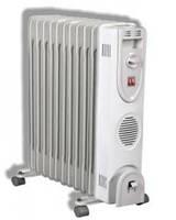 Масляный радиатор Термия C 45-11, 2,8 кВт (с вентилятором)